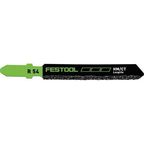 Festool Lame de scie sauteuse R 54 G Riff - 204344