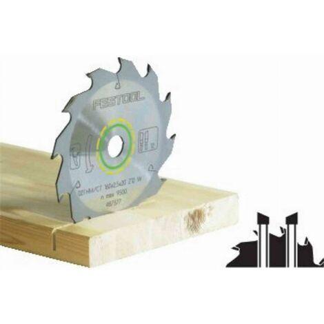 Festool Lame de scie standard 210x2,6x30 W18