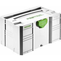 Festool MINISYSTAINER TLOC SYSMINI 3 TL - 202544