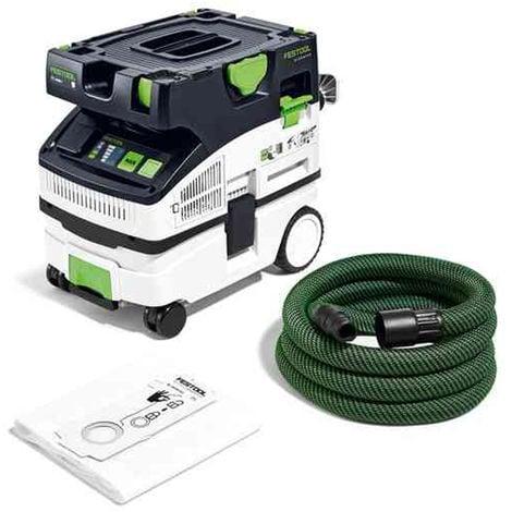 Festool Mobile dust extractor CTL MINI I GB 110V CLEANTEC574844:110V