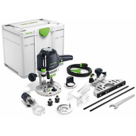 Festool OF1400 EQ-Plus 110V 1400W Router in T-Loc Systainer Case 574344