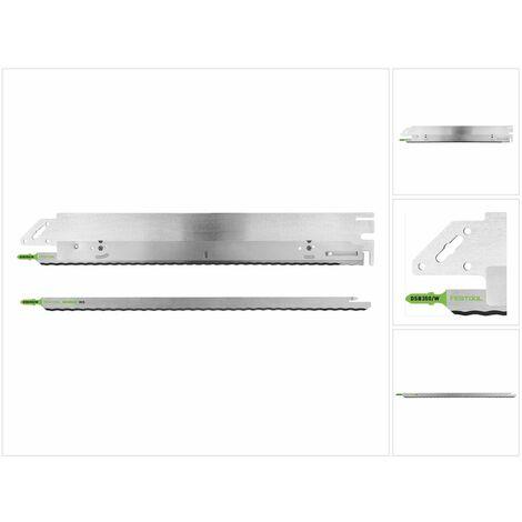Festool Outil de coupe SG-350/W-ISC pour matériaux isolants + 1x Lame de scie DSB 350/W à denture ondulée pour Scie sans fil ISC 240 EB