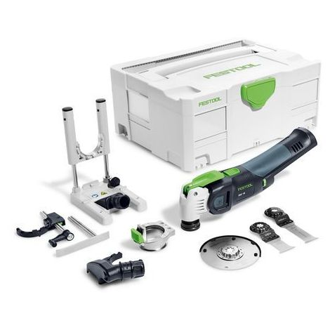 Festool Outil oscillant OSC 18 Li E-Basic Set VECTURO - 574849