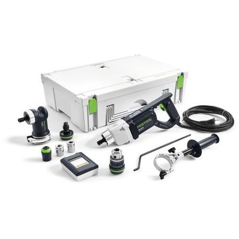 Festool Perceuse-visseuse DR 20 E FF-Set QUADRILL - 768933