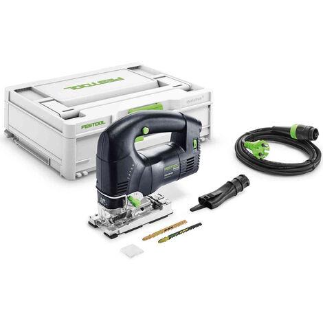 Festool PSB 300 EQ-Plus 240V Pendulum Jigsaw In Systainer 576051