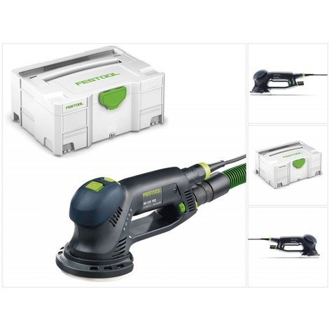 Festool RO 125 FEQ-Plus ROTEX Getriebe Exzenterschleifer ( 571779 ) 500W 3,6mm Hub im Systainer