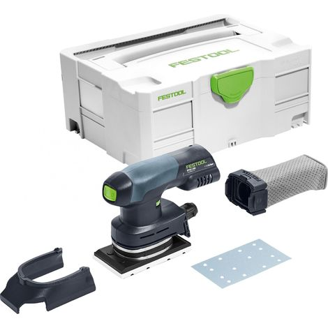 Festool RTSC 400 Li-Basic 18v 80 x 130mm Orbital Sander in Sys-2 201519
