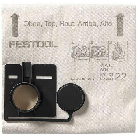 Festool Sac filtre FIS-CT 22 SP VLIES/5