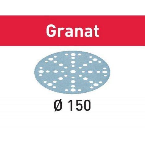 Festool Schleifscheibe STF D150/48 P120 GR/10 Granat – 575157