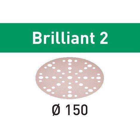 Festool Schleifscheiben STF D150/48 P40 BR2/10 Brilliant 2 – 575137