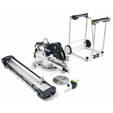 Festool Scie à onglets radiale KS 88 RE-Set-UG KAPEX - 575322
