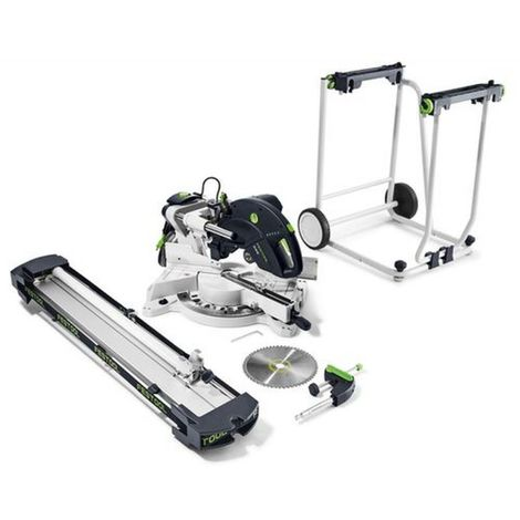 Festool Scie à onglets radiale KS 88 RE-Set-UG KAPEX