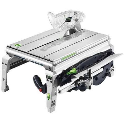 FESTOOL Scie semi stationnaire PRECISIO CS 50 EBG Floor - 574770