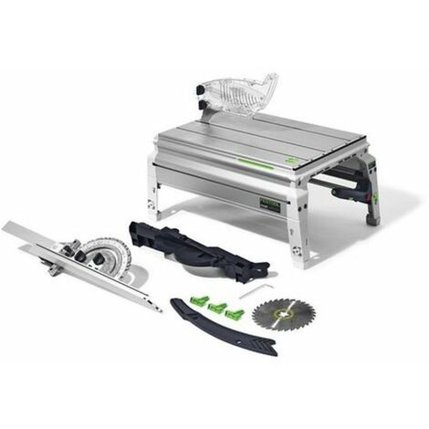 Festool Scies semi-stationnaires CS 50 EBG-FLR PRECISIO