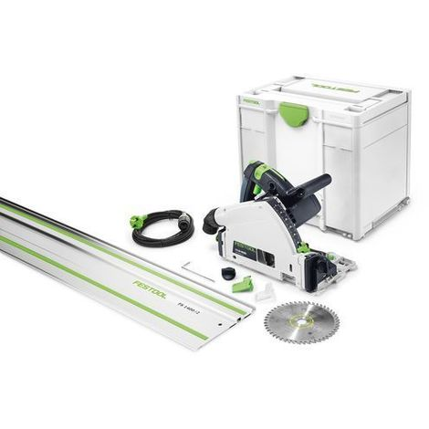 Festool Sega ad affondamento TS 55 REBQ-Plus-FS - 576007