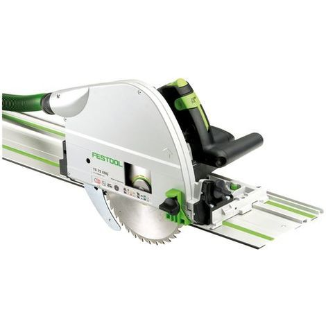 Festool Sega ad affondamento TS 75 EBQ-Plus-FS