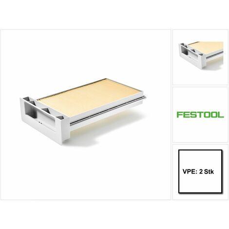 Festool Set de Filtre principal HF-CT MINI/MIDI-2 ( 2x 204200 ) - 2 pièces pour aspirateurs mobiles CT MINI et MIDI, année de construction ( 2019 )