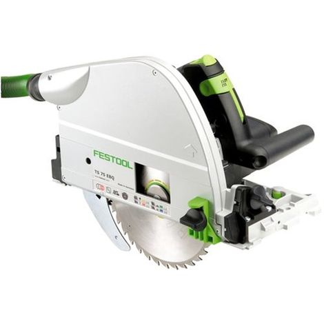 Festool Sierra de incisión TS 75 EBQ-Plus