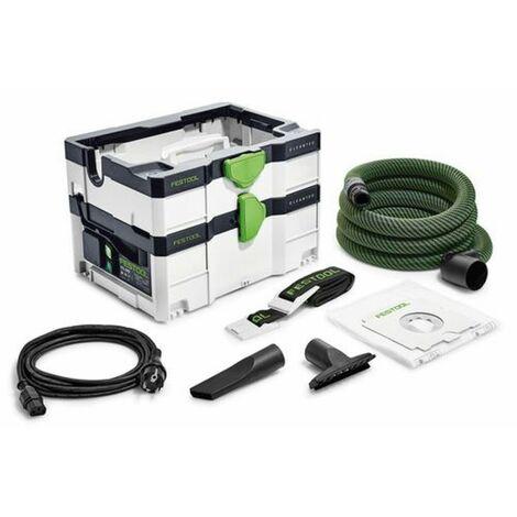 Festool Sistema móvil de aspiración CLEANTEC CTL SYS