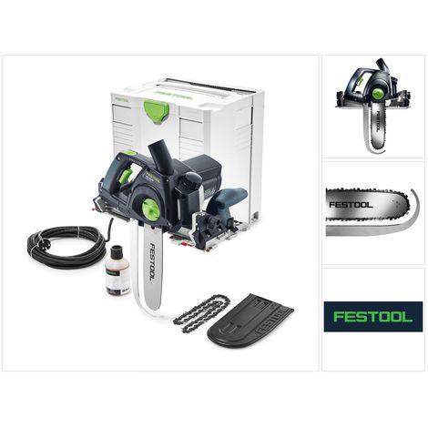 Festool SSU 200 EB-Plus UNIVERS Schwertsäge ( 767995 ) 1600W 200mm im Systainer + Sägekette