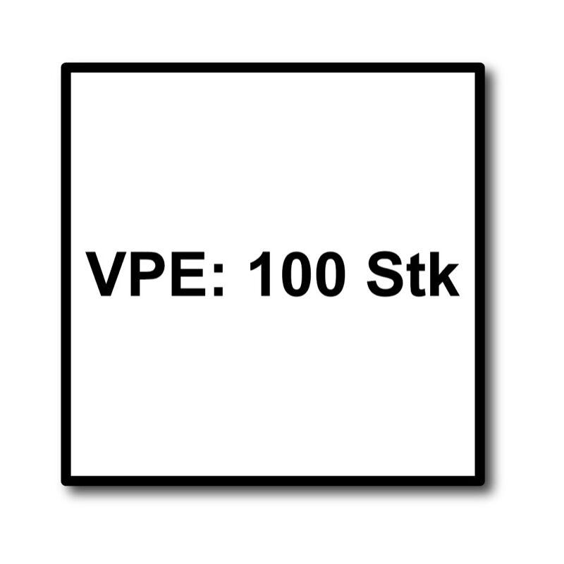 Granat 10 Stück P120 Festool Schleifstreifen STF 80 x 133 PACK à 10 STÜCK