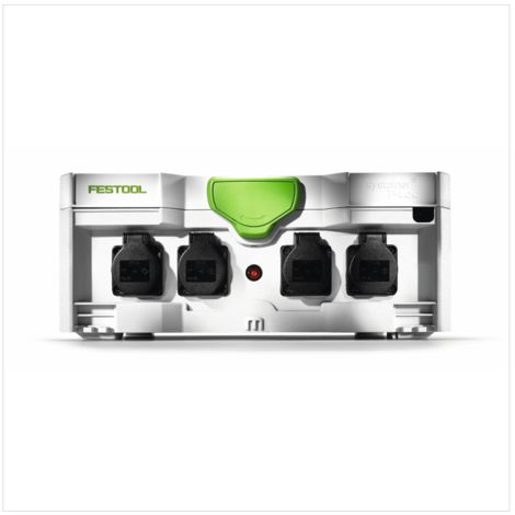 Festool SYS-Powerhub SYS-PH Rallonge Multiprises Systainer SYS 2 T-LOC ( 200231 )