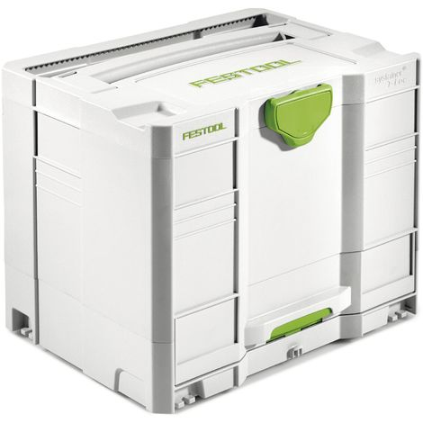 FESTOOL Systainer SYS-Combi 3 T-LOC 396 x 296 x 315 mm