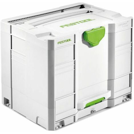 Festool SYSTAINER T-LOC SYS-COMBI 3 – 200118