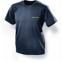 Festool T-shirt col rond Festool M