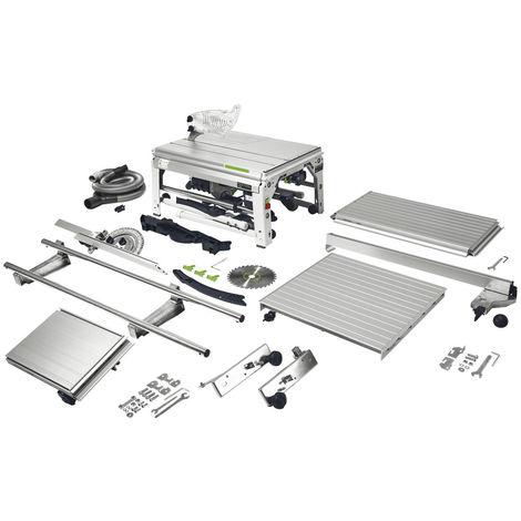 Festool Tischzugsäge PRECISIO CS 70 EBG-Set
