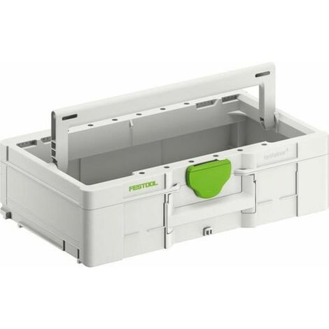Festool ToolBox Systainer³ SYS3 TB L 137