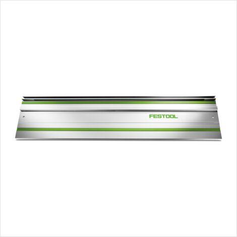 Festool TS 55 REBQ-Plus-FS Sierra de incisión 1200 W en Systainer + Riel de guía FS 1400/2 ( 561580 )