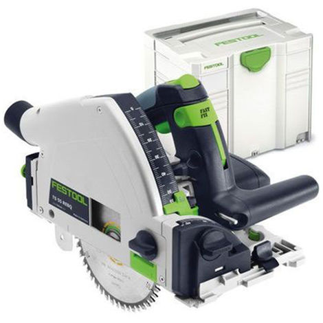 Festool TS55REBQ-Plus 110v Plunge Saw 561554 in Systainer 4