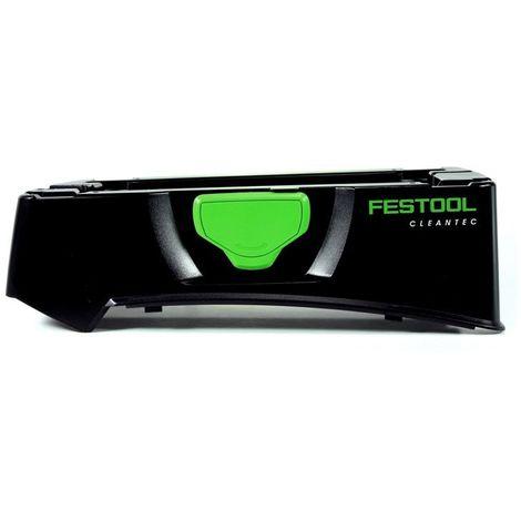 Festool Tuyau d'aspiration D 27 CT pour CTL Mini/Midi ( 500680 ) + Festool Capot pour aspirateur CT MINI/MIDI avec T-LOC à partir de 2013 ( 500118 )
