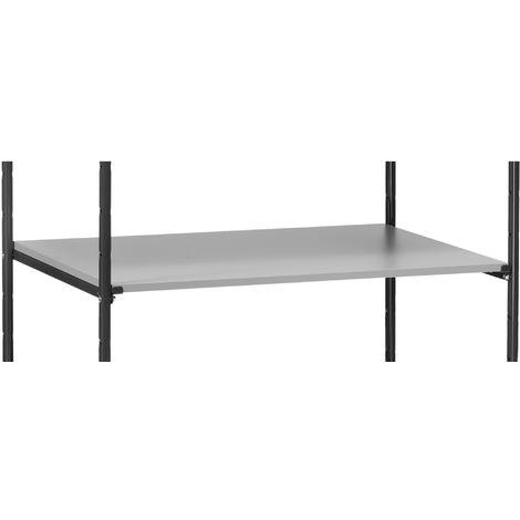 Fetra Einlegeböden mit Auflagewinkeln in Grey Edition