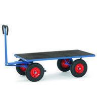 FETRA Handpritschenwagen 6406V mit Zugöse