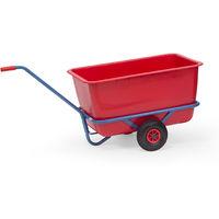 Fetra Handwagen mit Kunststoffmulde