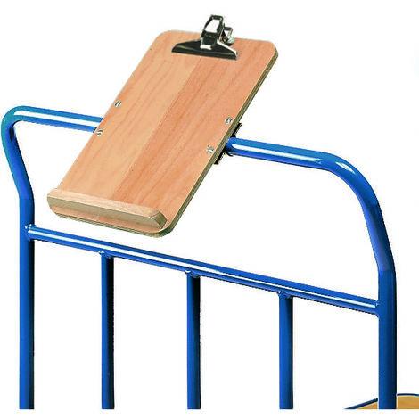FETRA Schreibtafel für DIN A4 Format hoch