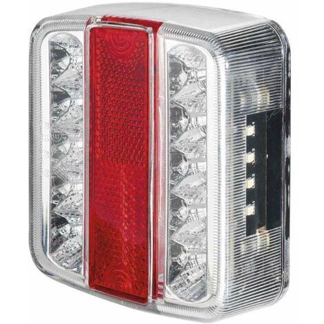 Feu 5 fonctions a LEDS - Gauche / Droit