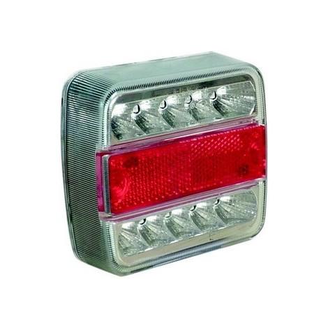 FEU ARRIERE LED 4 FONCTIONS - 17250