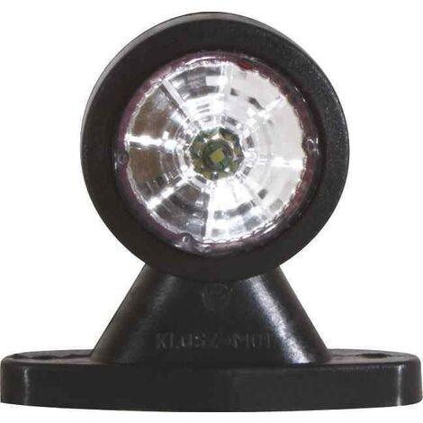Feu de gabarit LED 12/24V cablé 0.5 RESMA pour remorque