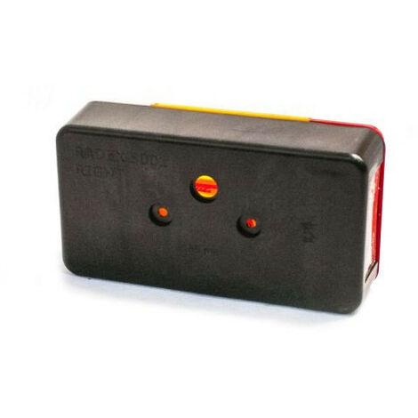 Feu RADEX 5001 gauche 5 fonctions pour remorque