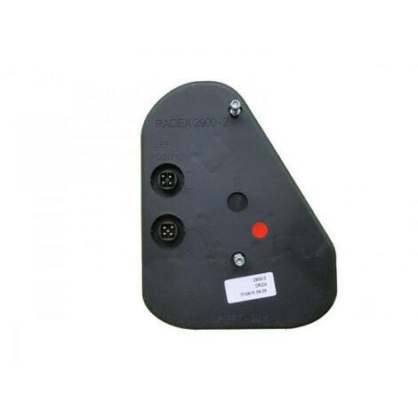 Feu remorque RADEX 2900 gauche 5 fonctions
