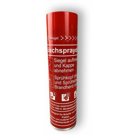 Feuerlöscher Löschschaum Spray mit Klasse A B F