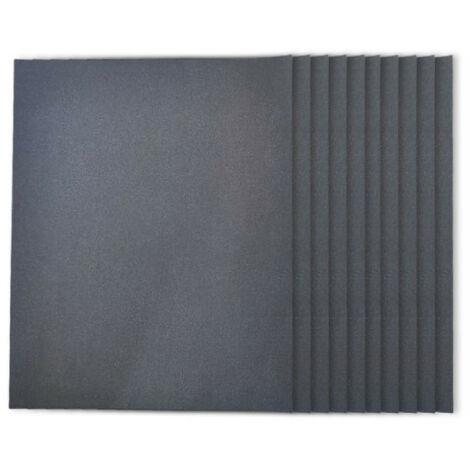 Feuille abrasive 3M 734 à l'eau 230x280 Grain 280 x 50