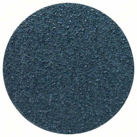 Feuille abrasive Bosch Accessories 2608608Y01 2608608Y01 Grain num 24 (Ø) 115 mm 5 pc(s)