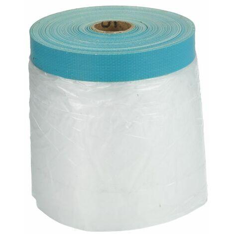 Feuille avec ruban adhésif en tissu 1400 mm