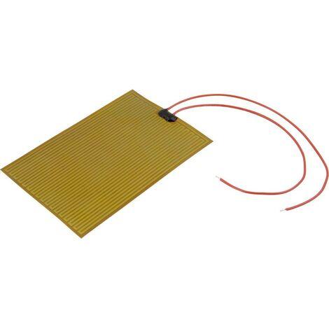 Feuille chauffante Conrad Components CHEF24-115075 24 V/DC 5 W (L x l) 115 mm x 75 mm 1 pc(s)