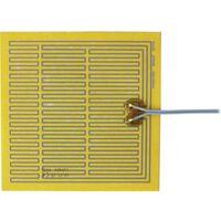 Feuille chauffante Thermo 2115265 autocollant 12 V/DC, 12 V/AC 6 W Indice de protection IPX4 (L x l) 160 mm x 160 mm 1 pc(s)
