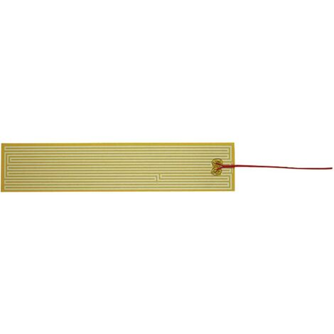 L x l Film chauffant Thermo autocollant 12 V//DC 320 mm x 137 mm 1 pc 12 V//AC 35 W Indice de protection IPX4 s
